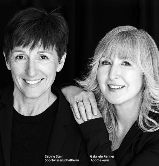 Geschäftsführerinnen der pervormance international gmbh - Sabine Stein und Gabriele Renner